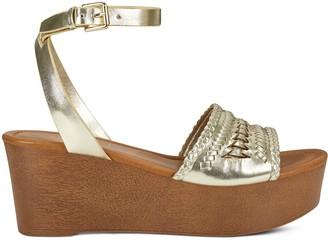 Nine West Allday Wedge Sandals