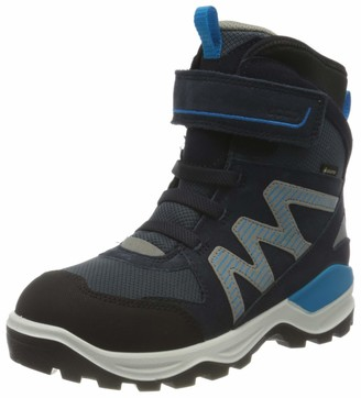 Ecco Boys' Snow Mountain Nightsky Ankle Boot