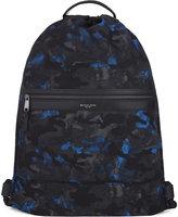Michael Kors Kent Camouflage Print Drawstring Backpack