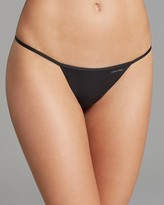 Calvin Klein Sleek Model Thong #D3509