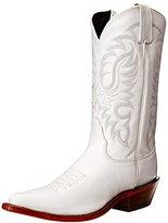 Nocona Boots Women's White Calf Boot