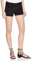 Paige Jimmy Jimmy Shorts in Vintage Black