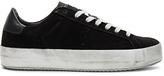 AllSaints Safia Sneaker in Black. - size 36 (also in 37,38,39,40,41)