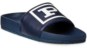 Polo Ralph Lauren Men's Cayson Pool Slide Sandals Men's Shoes