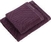 Gant Link Towel - Potent Purple - Bath Sheet