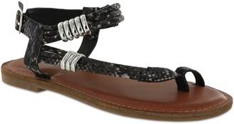 Mia Adjustable Sandals - Julianna