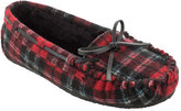Minnetonka Women's Plaid Cally Slipper