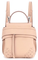 Tod's Wave Small leather backpack