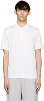 Alexander Wang White Cotton Polo