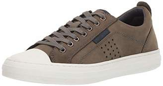 Kenneth Cole Reaction Men's Optimist B Sneaker Made Using Repurposed Leather Shoe