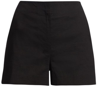 Theory High-Waist Shorts