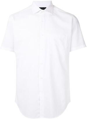 Durban Short Sleeved Patch Pocket Shirt