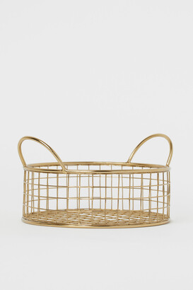 H&M Round Bread Basket