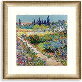"My Garden Vincent van Gogh ""Impressions of 1 Framed Art"
