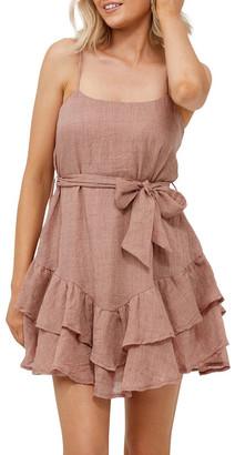 Pilgrim Byron Mini Dress