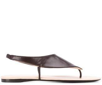 The Row Ravello sandals