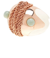 House Of Harlow Nicosia Enamel Statement Ring