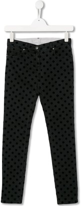 Stella Mccartney Kids Polka Dot Jeans