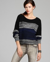 LnA Sweater - Multi Striped