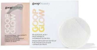 Goop Beauty Goopglow 15% Glycolic Overnight Glow Peel - 4-Pack