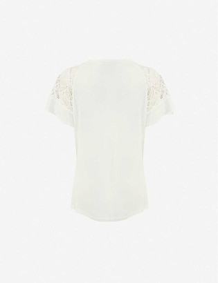 Paige Finley knitted T-shirt