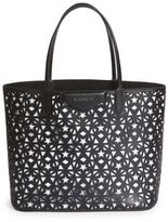 Givenchy Antigona Large Star-Perforated Leather Tote