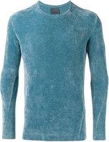 Laneus ribbed sweatshirt - men - Nylon/Viscose - 46