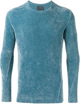 Laneus ribbed sweatshirt - men - Nylon/Viscose - 48