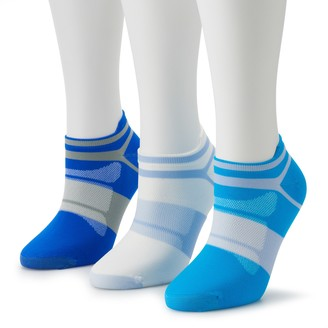 Asics Women's Quick Lyte 3-pack Low-Cut Socks
