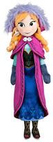 Disney Anna Plush Doll - Frozen - Medium - 20''