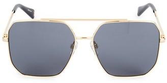 Love Moschino 59MM Square Sunglasses