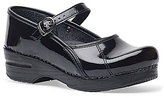 Dansko Marcelle Patent Leather Mary Jane Clogs