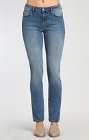 Mavi Jeans Kendra Straight Leg In Light Foggy Blue Tribeca