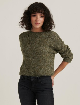 Lucky Brand Cable Knit Pullover