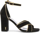 Saint Laurent Babies Heel