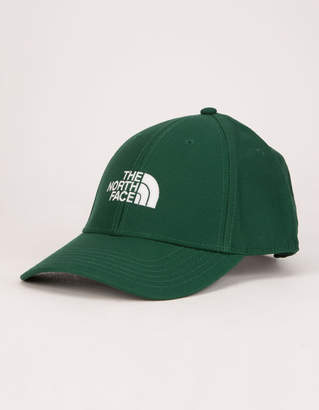 The North Face 66 Classic Green Mens Strapback Hat