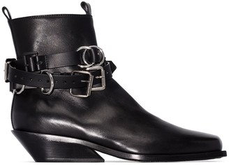 Ann Demeulemeester Tuscon ankle boots
