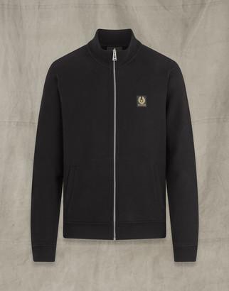 Belstaff Zip Through Sweatshirt