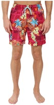 Tommy Bahama Naples Lei Over Swim Trunks