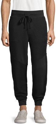 True Religion Drawstring Cotton Jogger Pants