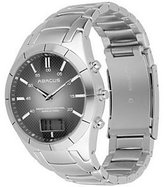 Fossil Abacus byFossil Stainless Steel Men's Bracelet Watch with Sub-dial