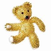 ia Teddy Bear Brooch
