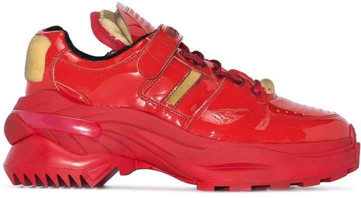 b89b638672e7 Maison Margiela Red Men's Sneakers | over 50 Maison Margiela Red Men's  Sneakers | ShopStyle