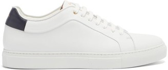 Paul Smith Basso Leather Trainers - White