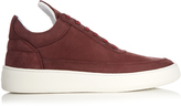 Filling Pieces Low-top suede trainers