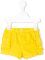 Il Gufo side pockets shorts - kids - Cotton/Spandex/Elastane - 12 mth
