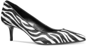 Michael Kors Michael Kitten-Heel Flex Pumps Women's Shoes