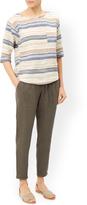Monsoon Lexie Linen Trouser