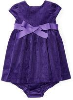 Ralph Lauren Corduroy Dress & Bloomer
