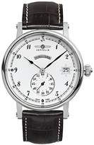 Zeppelin Watches Women's Quartz Watch 7543-1 with Leather Strap
